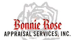 Bonnie Rose Appraisal Services, INC. (Logo)